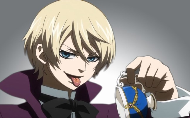 Alois - one reason to really hate Black Butler 2