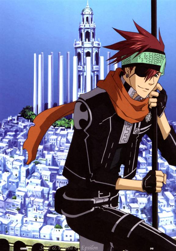 Lavi - best of the red-heads