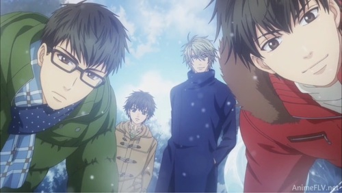 Happy Family - Super Lovers