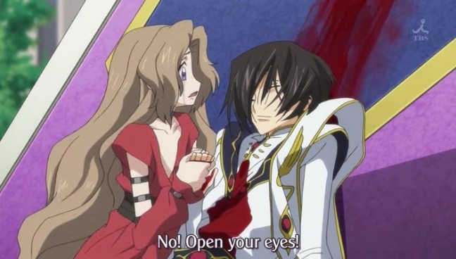 Code Geass - The Death of Lelouch