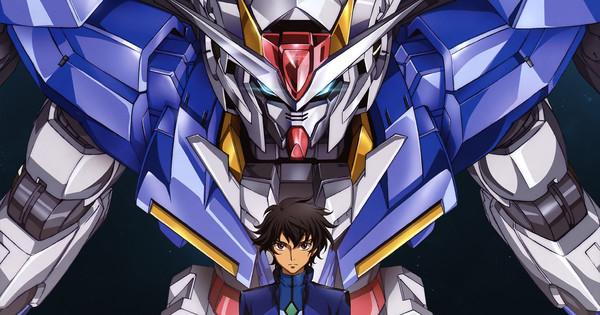 mobile-suit-gundam-00-The definitive mecha anime