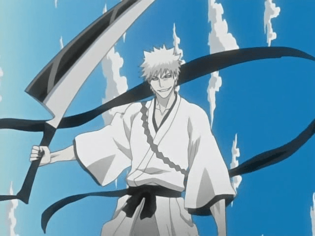 Hollow Ichigo - Bleach