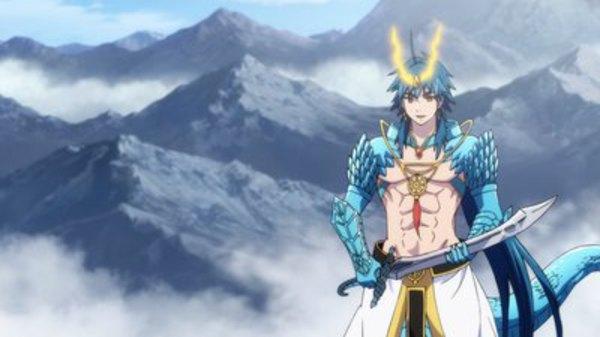 Magi - 100 Word Anime
