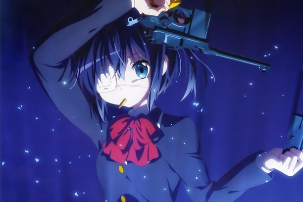 Love, Chunibyo and Other Delusions - Rikka