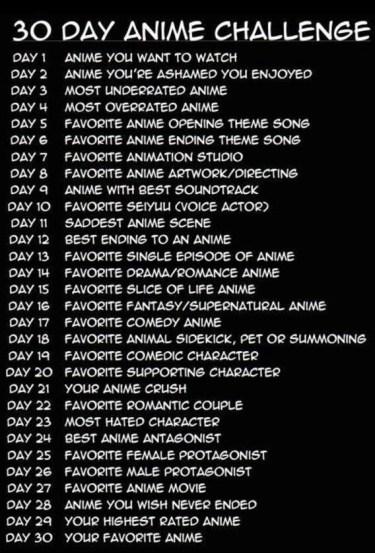30-day-anime-challenge