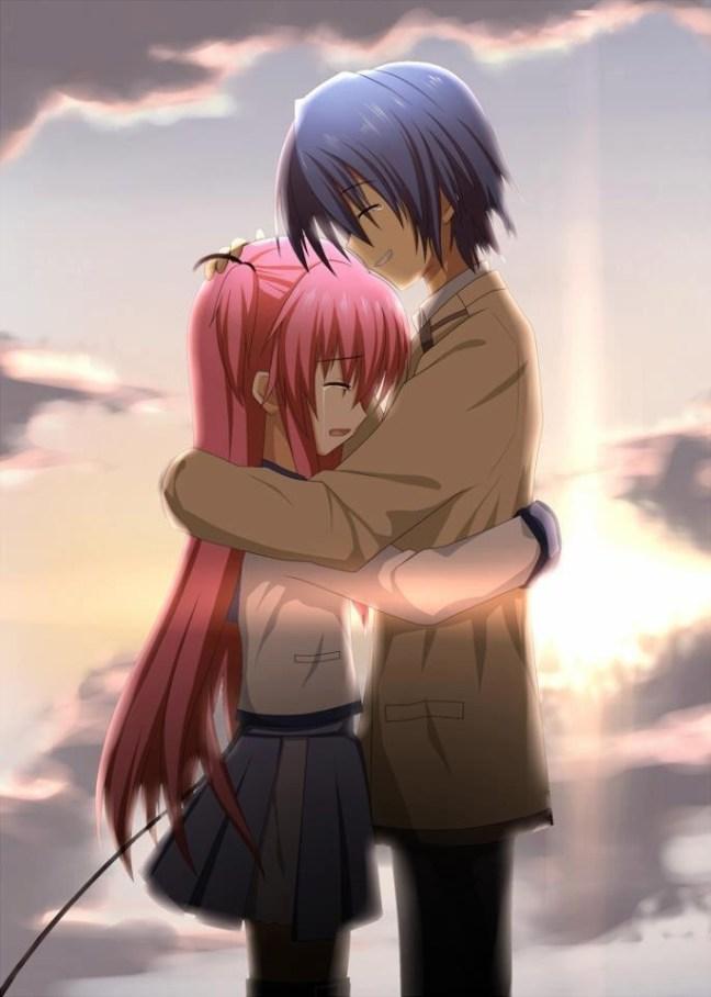 Angel Beats Series Review: What Do You Live For? – 100 Word