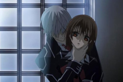 Zero and Yuki - Vampire Knight