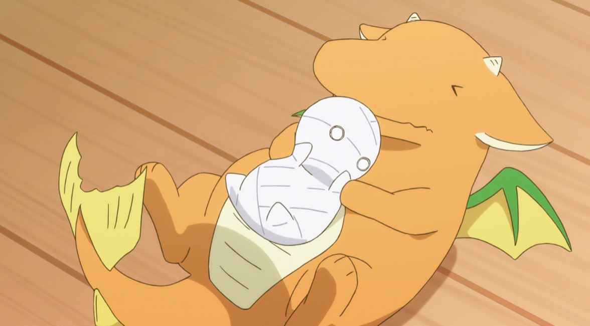How To Keep A Mummy Episode 5 Dragon Mummy Too Cute 100 Word Anime A group dedicated to the anime/manga: dragon mummy too cute