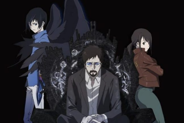 B the Beginning - Netflix anime