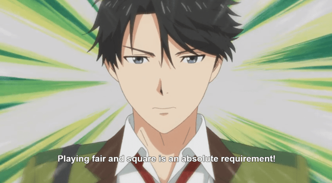 Tada Doesn't Fall in Love Episode 2