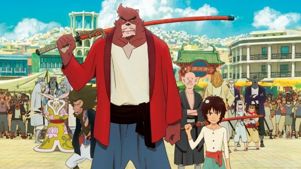 The Boy and the Beast - Top 5 anime movie