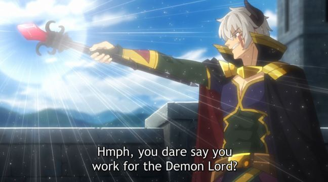 This was one cool moment from How Not To Summon a Demon Lord.