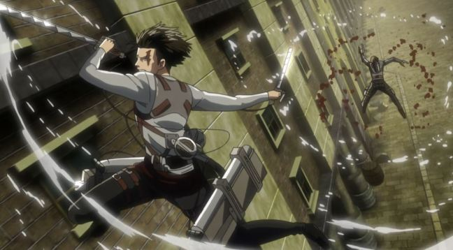 Attack on Titan - Season 3 - Episode 2 - Levi