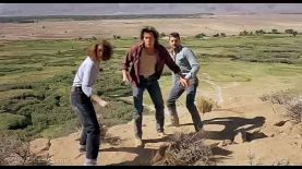 Tremors Can you Fly