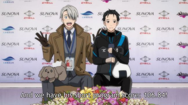 Yuri on Ice Episode 6