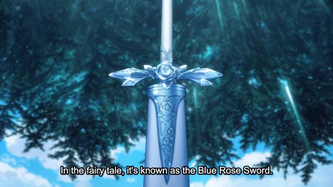 Sword Art Online Alicization Episode 3
