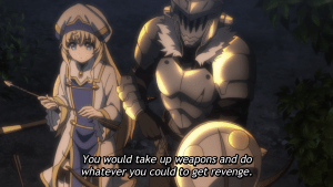 Goblin Slayer - Episode 2 - Goblin Slayer and Priestess
