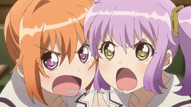 Release the Spyce Episode 4 Mei and Fu