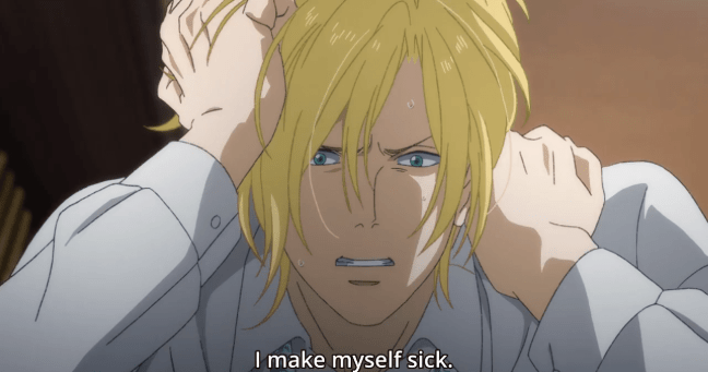 Banana Fish Episode 19 Ash Lynx