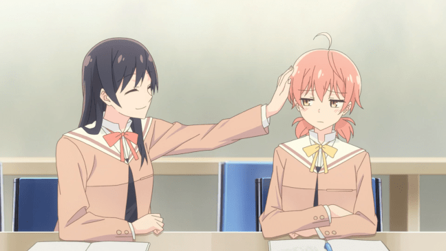 Bloom Into You Episode 5