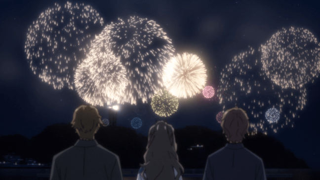Bunny Girl Senpai Episode 8 Fireworks