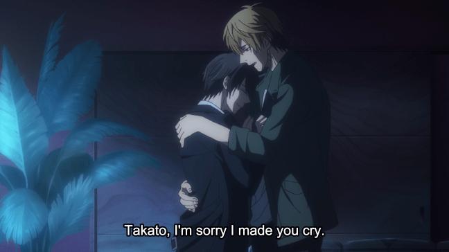 Dakaichi Episode 6 Junta and Takato