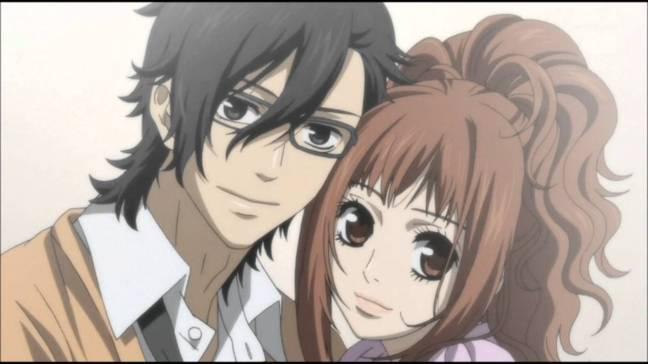 Say I Love You Yamato and Megumi