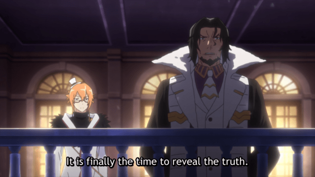 Conception Episode 11 The King