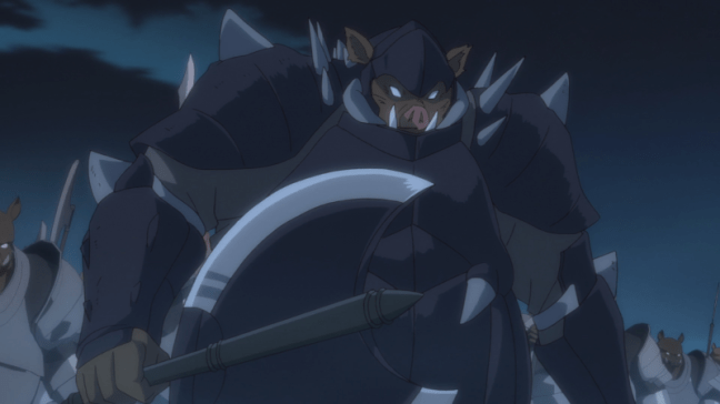 That Time I Got Reincarnated as a Slime Episode 13 Orc General