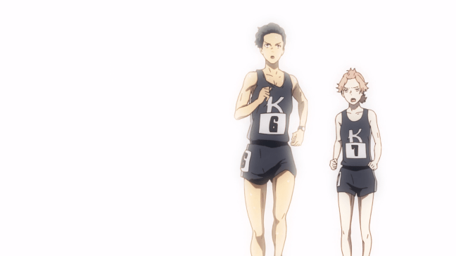 Run With The Wind Episode 10 Kakeru and Prince