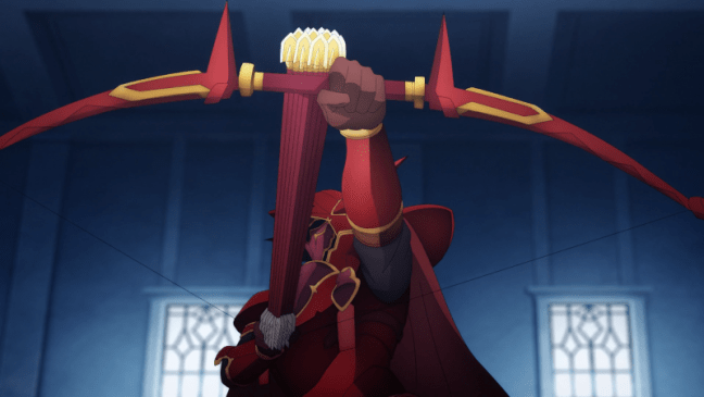 Sword Art Online Alicization Episode 14