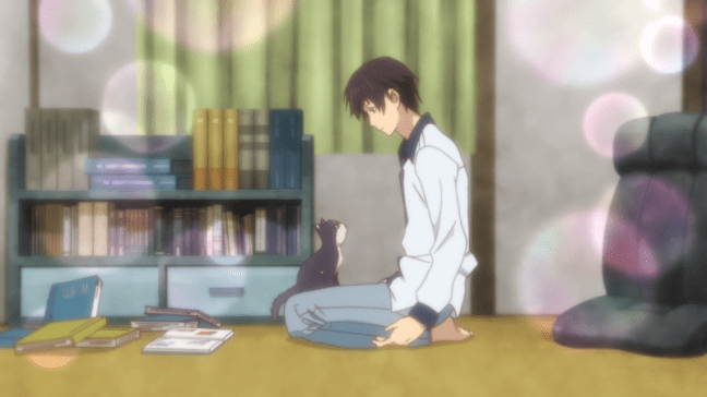 My Roommate is a Cat Episode 3 Subaru and Haru