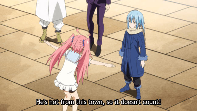 That Time I Got Reincarnated as a Slime Episode 17 Millim