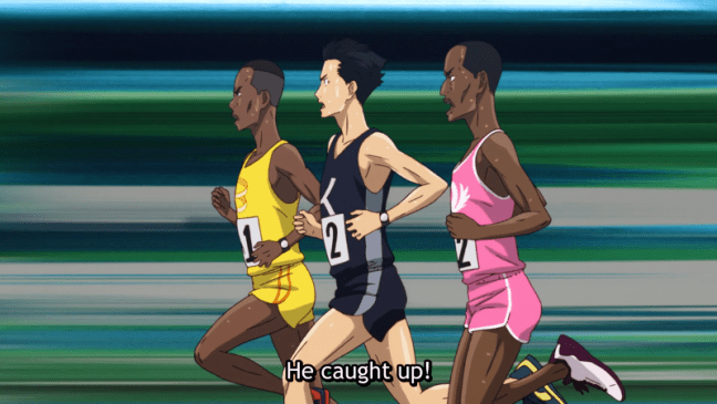 Run With The Wind Episode 12 Kakeru