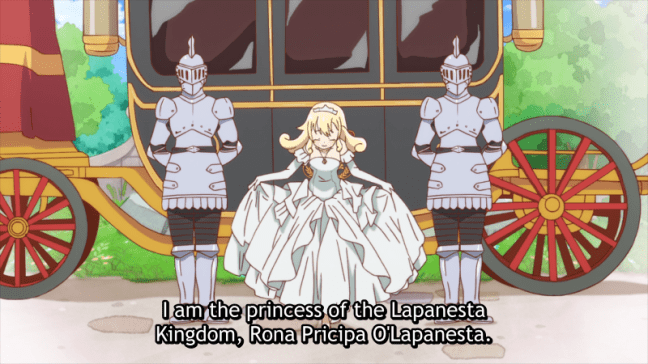 Endro Episode 5 Princess Rona