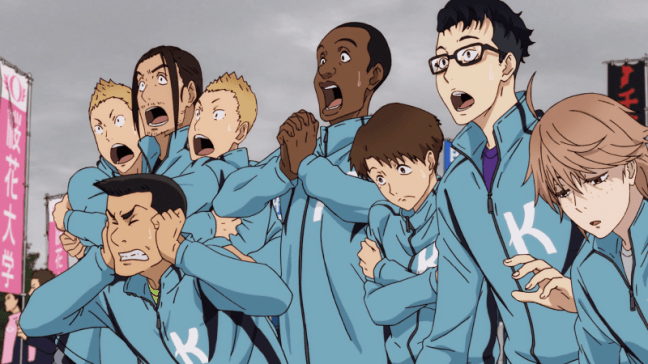 Run With The Wind Episode 16 The Team