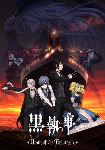 Black Butler Book of Atlantic - Top 5 anime movie