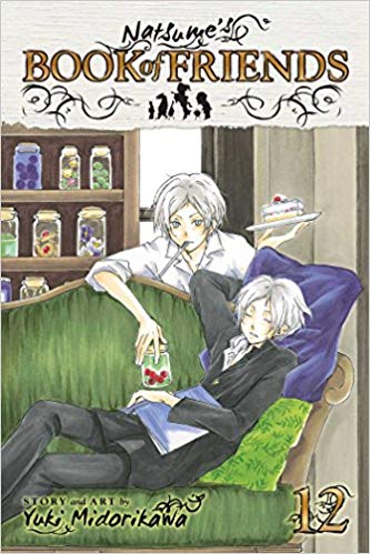 Natsume's Book of Friends Volume 12 Cover
