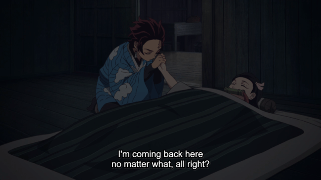 Demon Slayer: Kimetsu no Yaiba Review Episodes 3 + 4 - 100