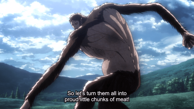 The Beast Titan