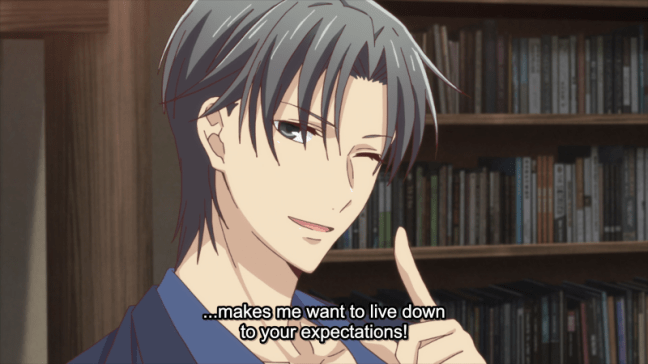 Fruits Basket 2019 - Shigure