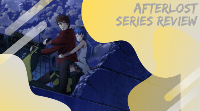 Afterlost Series Review