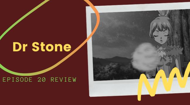 Stone Episode 20