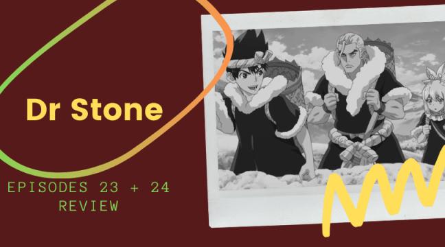 Stone Episode 23 24