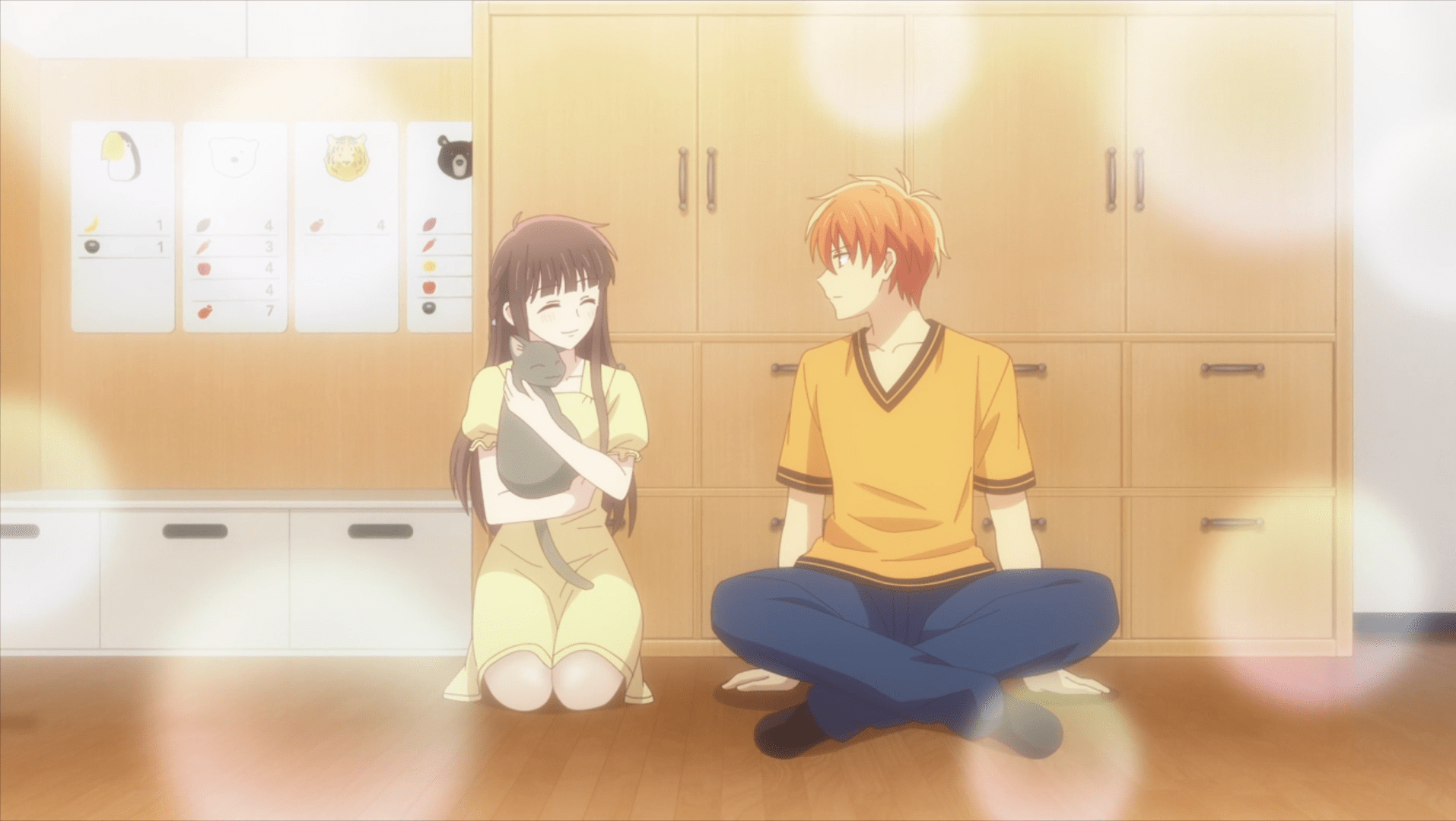 But Tohru and Kyo - Image from Fruits Basket the Final Season