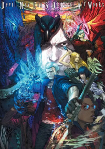 Devil May Cry Artworks