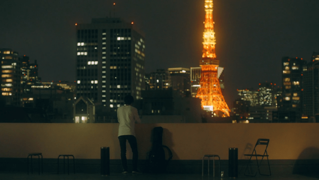 Given Live Action - Tokyo Tower
