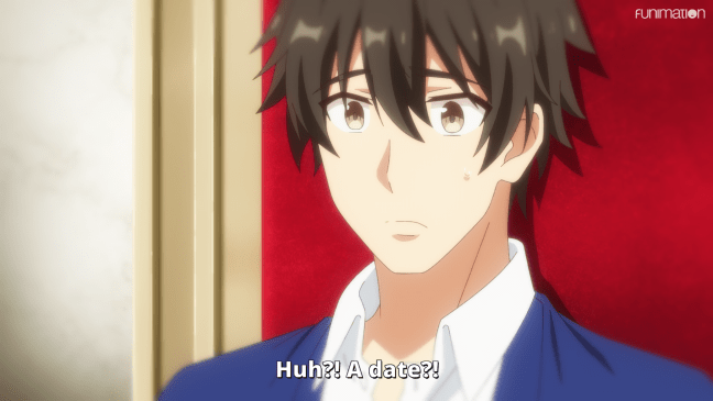 Realist Hero Episode 5 - A date?