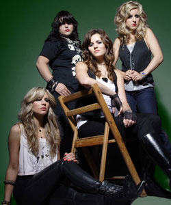 The Donnas Biography Discography Music News on 100 XR