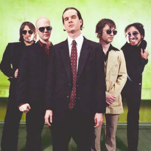 Electric Six Biography Discography Music News on 100 XR